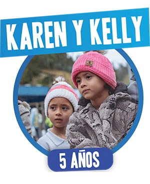 Karen y Kelly