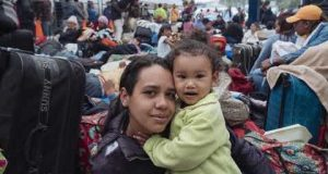 Historias de madres venezolanas y respuesta de UNICEF Ecuador.