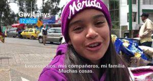 Historias de niñas y niños venezolanos y lo que han dejado atrás.